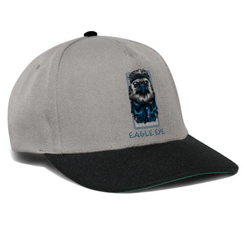 Eagle Eye - Snapback Cap