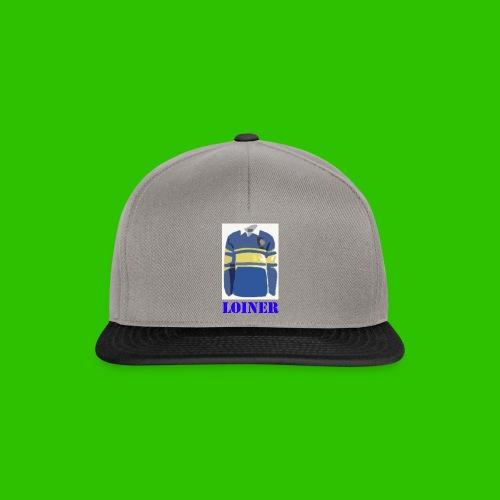 Leeds Loiner [Blue] - Snapback Cap