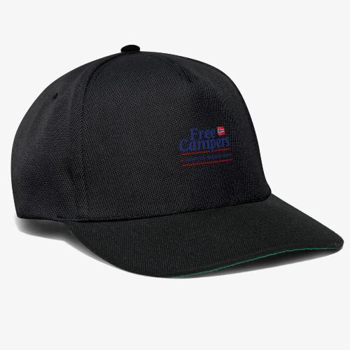 FreeCampersLogo - Snapback-caps