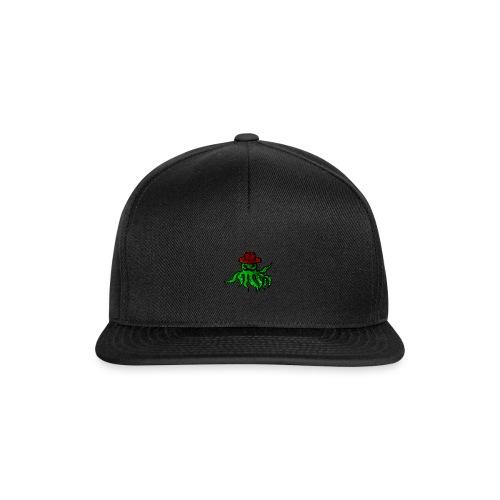 Polpo con cappello - Snapback Cap