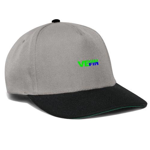 VEGAN FIN - Snapback Cap