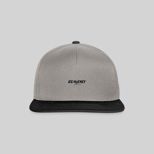 Ice Hockey - Snapback Cap
