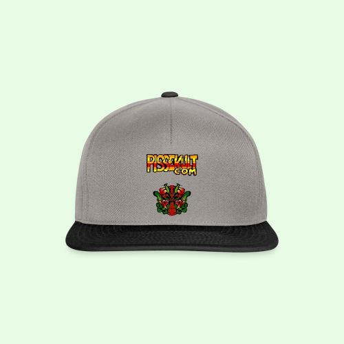 pisselogo - Snapback-caps