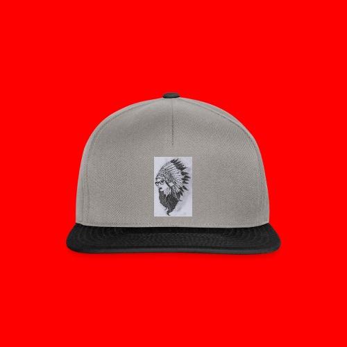 indian - Snapback Cap