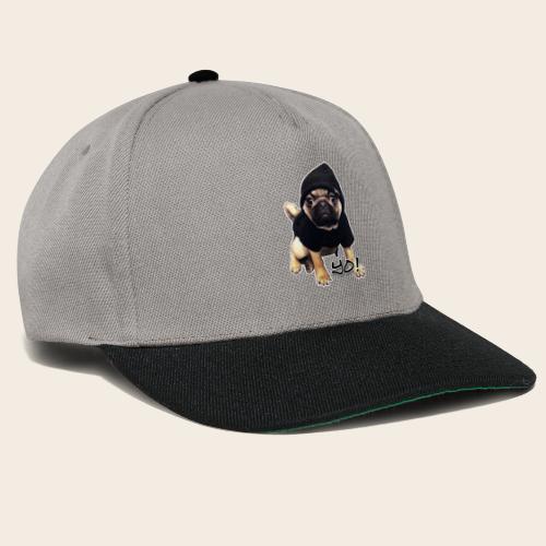 yo_mops_3 - Snapback Cap
