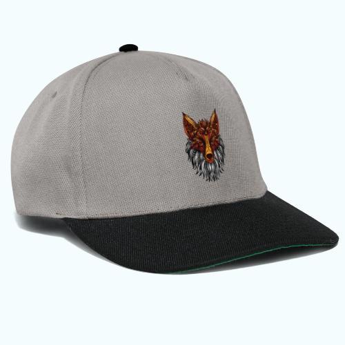 Mandala Fox - Snapback Cap