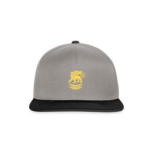 Trident Lion - Snapback cap