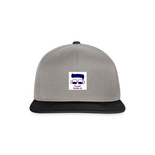 Morale IN - Snapback Cap