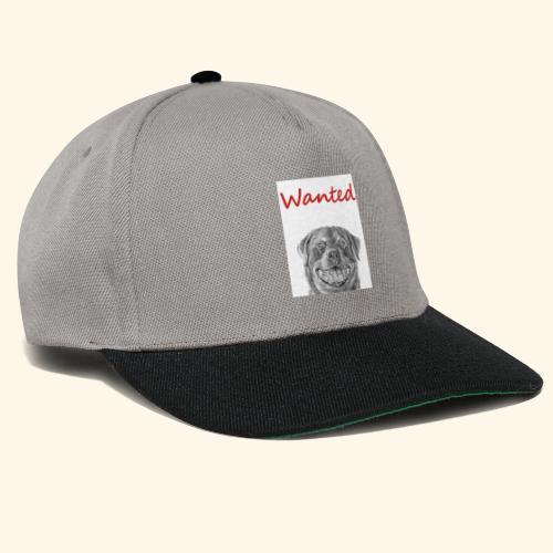 WANTED Rottweiler - Snapback Cap