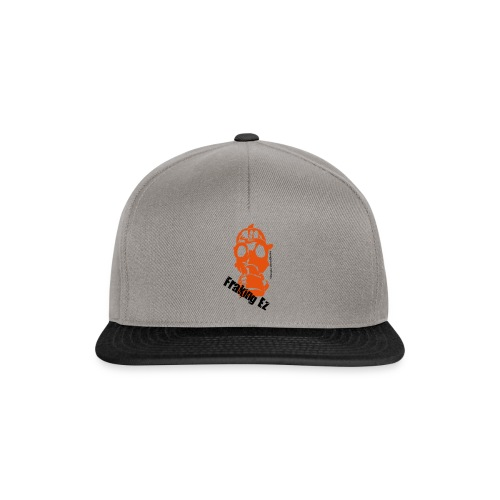Anti - fraking - Gorra Snapback