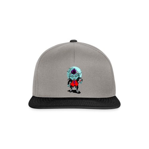 BLOOD HUNTER - Snapback Cap
