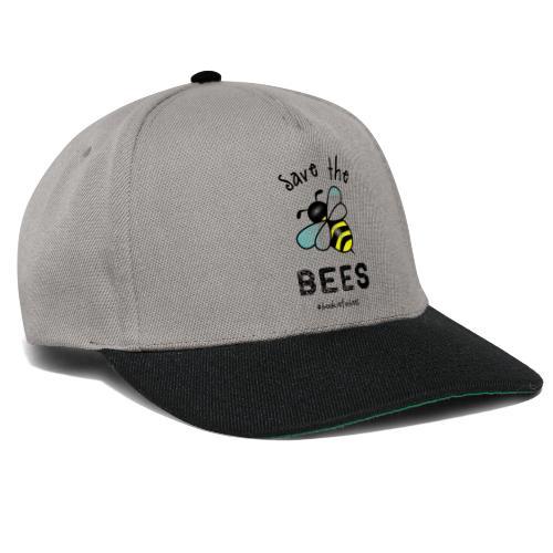 Bees4-1 save the bees | Bookrebels - Snapback Cap