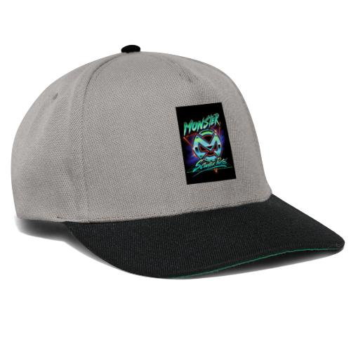 Monster Scooter Parts - Snapback Cap