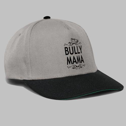 STOLZE BULLY MAMA - Black Edition - Snapback Cap