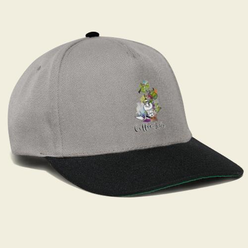 Coffee-Lover - Snapback Cap