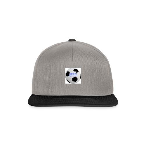 JFFC Logo Merch - Snapback Cap