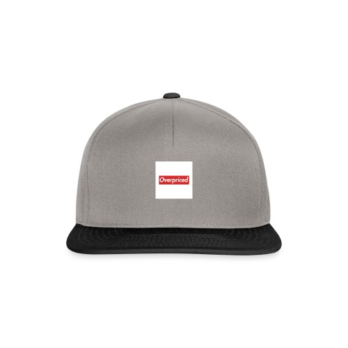 overpiced - Snapback Cap