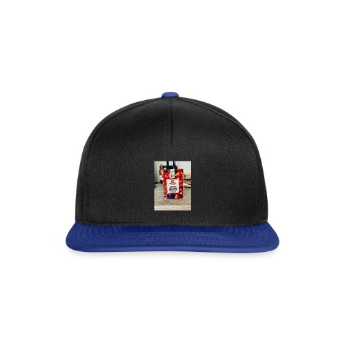 Tomato - Snapback Cap