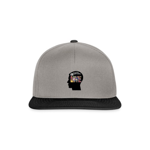 Love in my head - Snapback cap