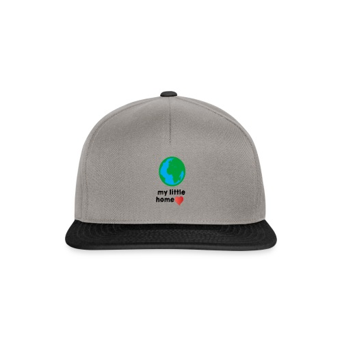 my little home - Snapback Cap