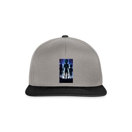 Alien 👽 - Snapback Cap