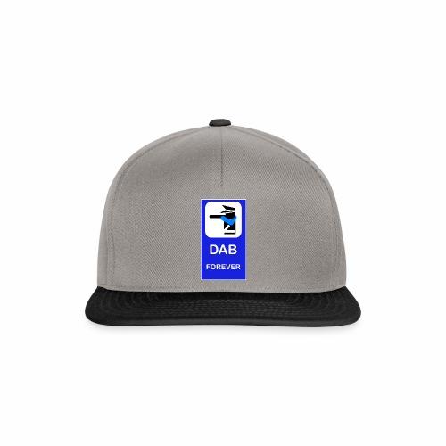 DAB POLICE BLUE - Snapback Cap