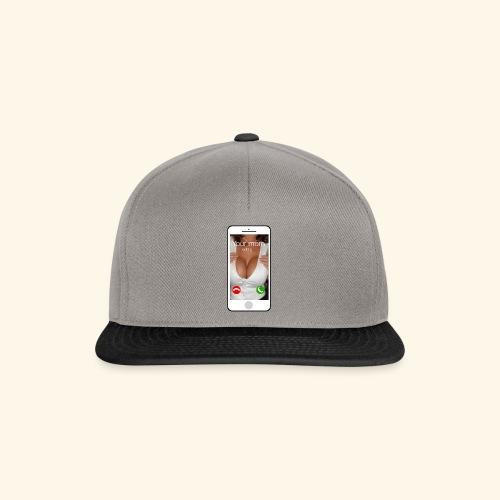 the call - Snapback Cap