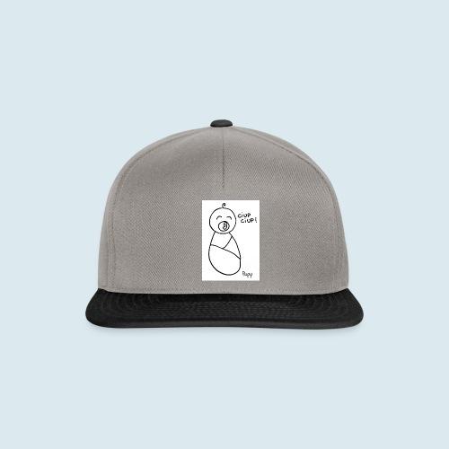 Pupy: ciup ciup! - boy - Snapback Cap