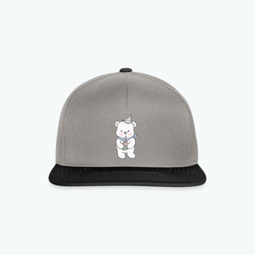 Geburtstagsbär - Snapback Cap