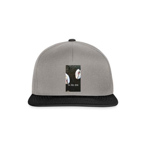 den hvide svane - Snapback Cap