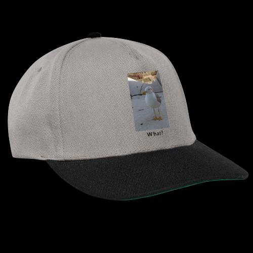 Gull with Ears - Snapback Cap