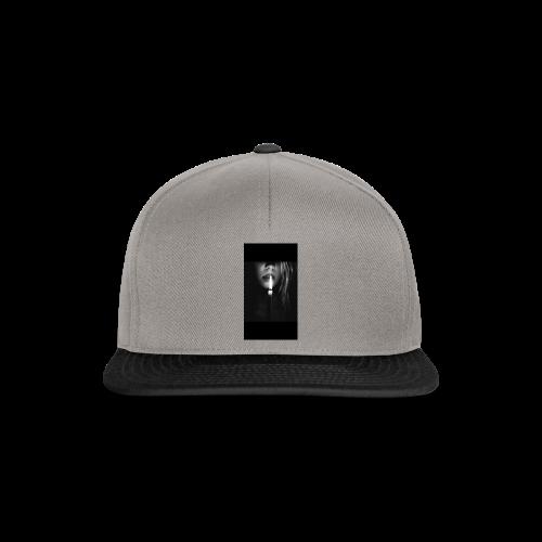 Hoodie Girl fire - Snapback Cap