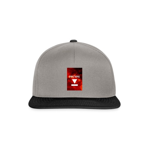 Marque prcvre - Casquette snapback