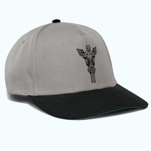 Mandala giraffe - Snapback Cap