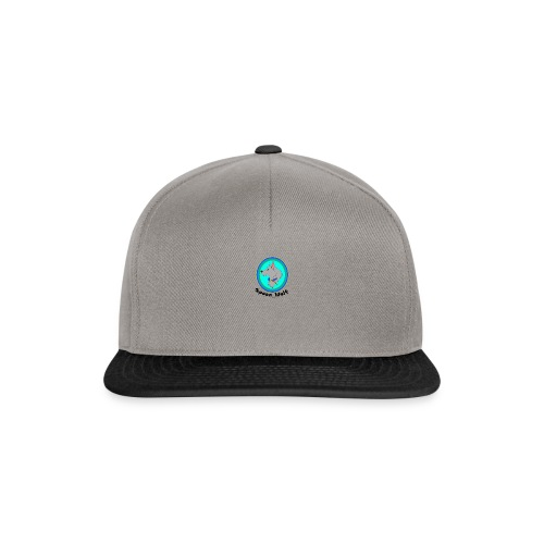 Spoon_Wolf_2-png - Snapback Cap