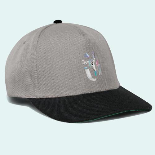 Virtual plaza - Snapback Cap