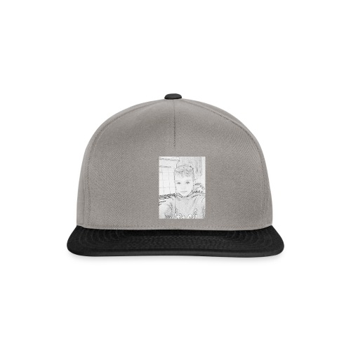 Jack Tomo in stock things - Snapback Cap