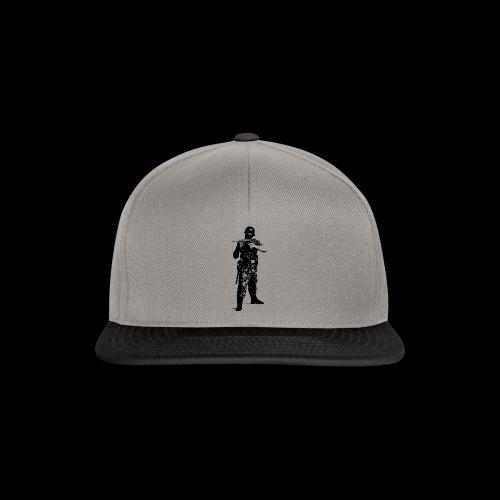 Soldat Attacke - Snapback Cap