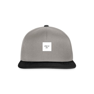 Find your Fire - Snapback Cap