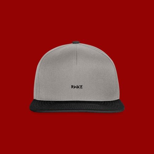 RWKE - Snapback Cap