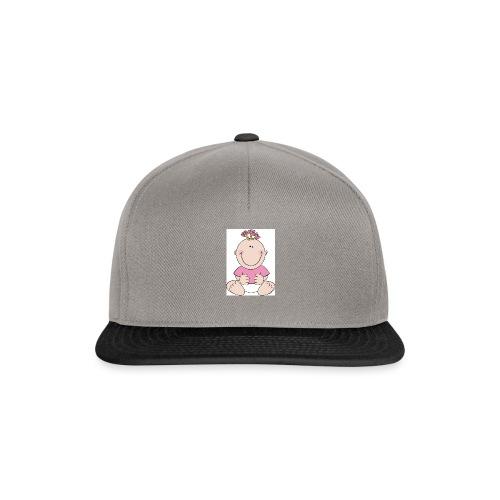 rompertje meisje - Snapback cap