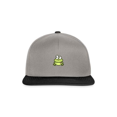 Frog Tshirt - Snapback Cap
