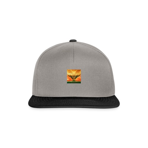 Faces in the Sky - Snapback Cap