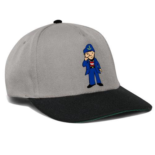 Lupilus Figur bunt - Snapback Cap