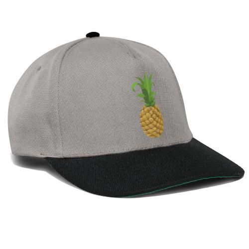 Dots Ananas - Snapback Cap