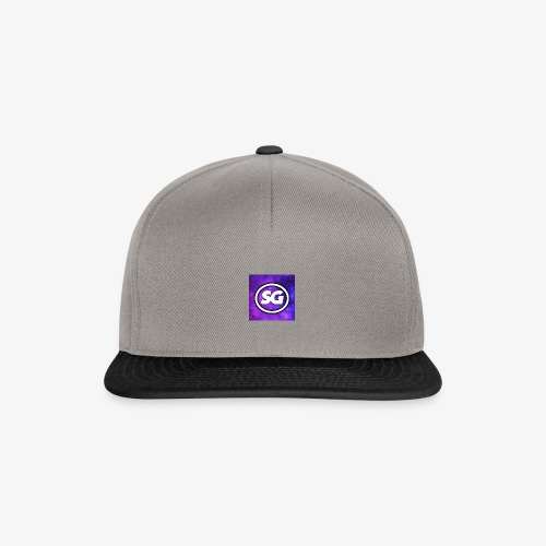 Shadow Merch - Snapback Cap