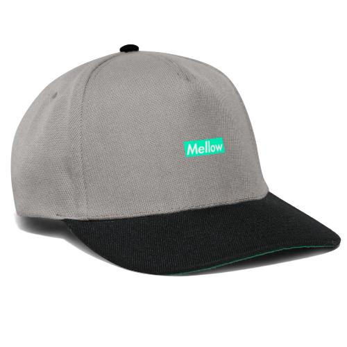 Mellow Light Blue - Snapback Cap