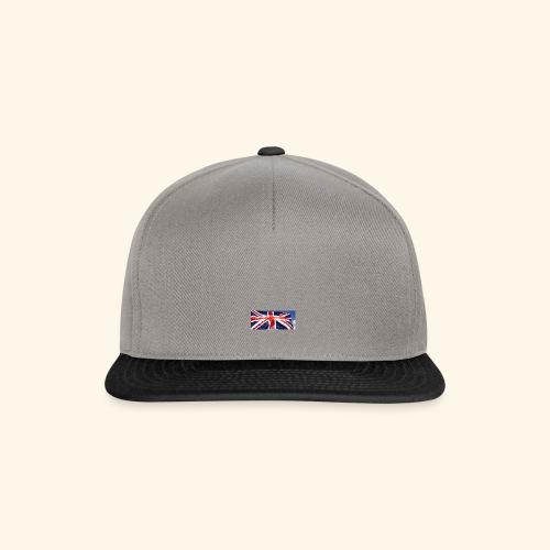 UK flag - Snapback Cap