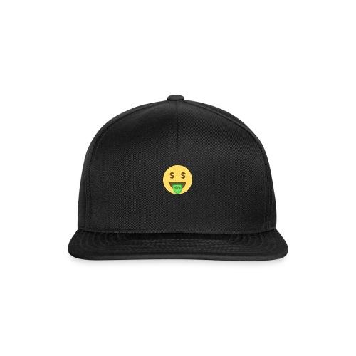 Dollar face - Snapback-caps