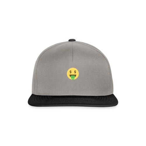 Dollar face - Snapback-caps
